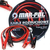 Startovací kabely 800A, 4m, 16mm2 MAR-POL