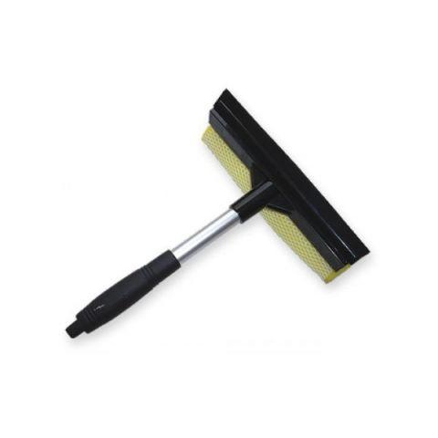 """Stěrka na čištění skel 8"""" s krátkou 24cm rukojetí"""