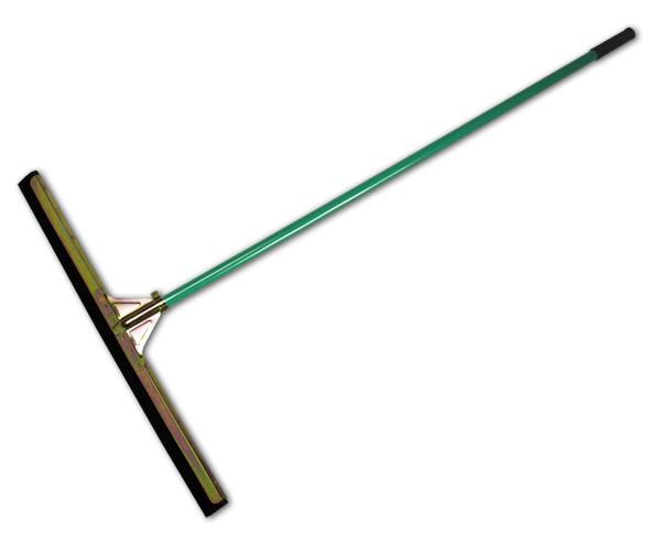 Stěrka na podlahy 45cm s kovovou rukojetí DUO BRADAS *HOBY 0Kg BR-ES2274-H
