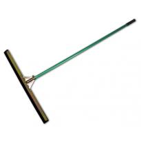Stěrka na podlahy 45cm s kovovou rukojetí DUO BRADAS