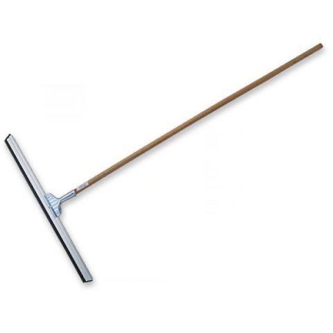 Stěrka na podlahy s dřevěnou 60cm rukojetí