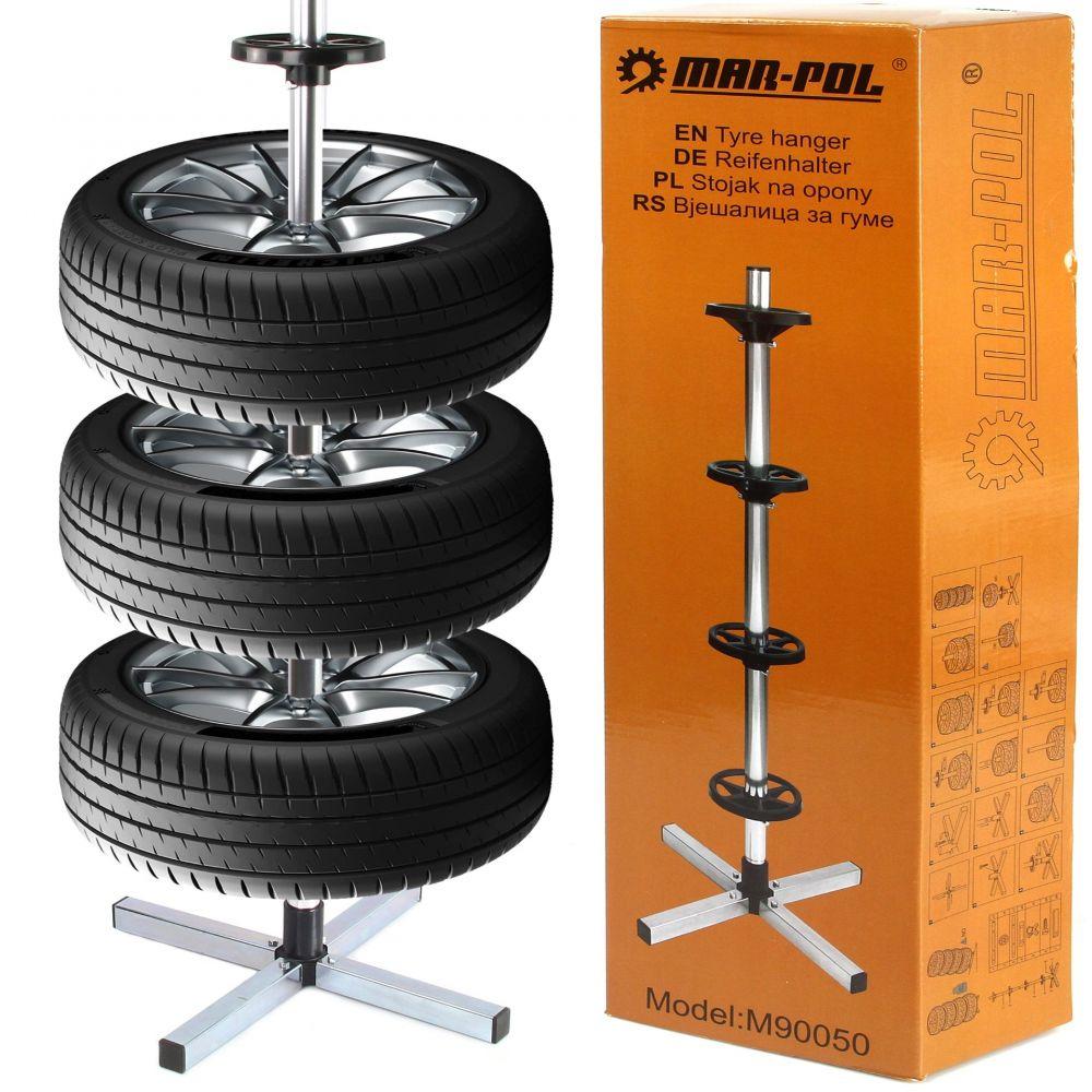 Stojan na pneumatiky MAR-POL