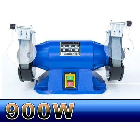 Stolní dvoukotoučová bruska 200mm 900W MAR-POL