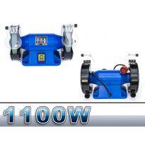 Stolní dvoukotoučová bruska 250mm 1100W 400V MAR-POL