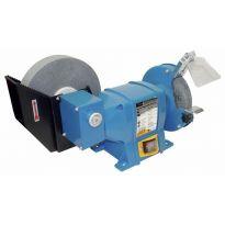 Stolní kombinovaná bruska GUDE GNS 200/150 s pomaloběžným kotoučem (40350)