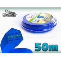 Struna 6-hran 50m 2,65mm VERSUS (modrá)
