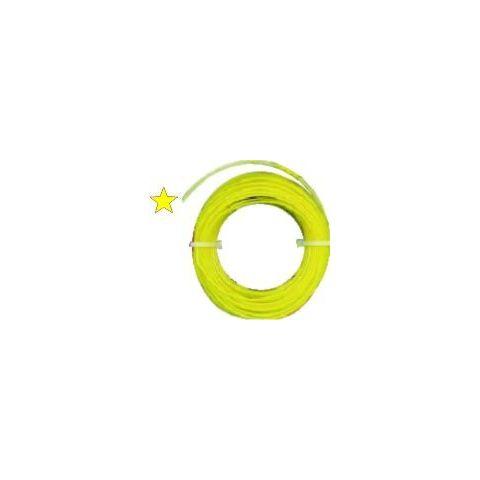 Struna hvězdička 2.4mm/15m