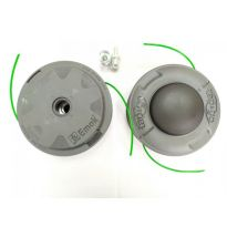 Strunová hlava 130mm TAP&GO EVO, 2,4mm, adaptéry - šroub M8, závit M10 OLEO-MAC