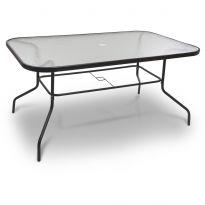 Stůl čirá deska FDZN 5020-AL FIELDMANN