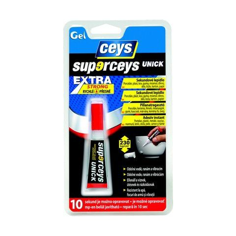 Superceys unick gel