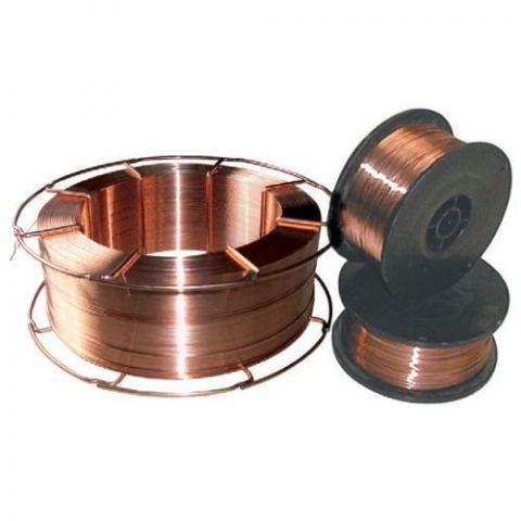 Svářecí drát SG2 pro MIG/MAG 0.6MM/1KG GÜDE