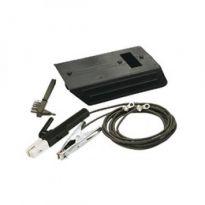 Svařovací kabely 3+2m, 16mm2, kartáč, štít, kladívko EURO koncovky TELWIN