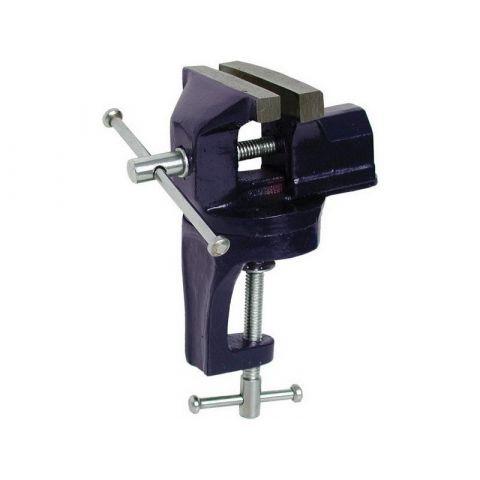 Svěrák na stůl otočný, 70mm, EXTOL CRAFT