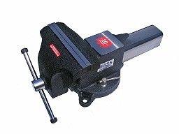 """Svěrák zámečnický otočný ocelový 250mm (10""""), BASS"""