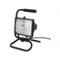 Světlo halogenové přenosné s podstavcem, 500W, kabel 1,7m, EXTOL CRAFT