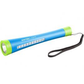 Svítilna 1W+10 LED s magnetem, baterie 3xAAA 1,5V (nejsou součástí), EXTOL LIGHT