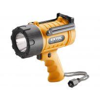 Svítilna 5W CREE XPG LED, vodotěsná, 300lm, EXTOL LIGHT