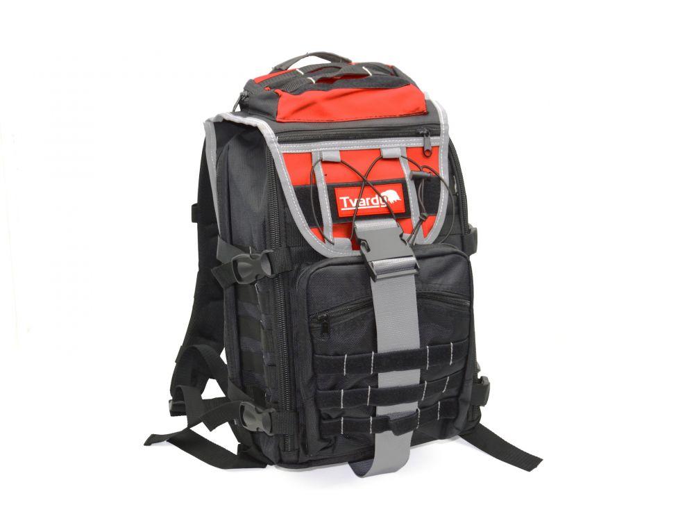 Taška na nářadí, montérský batoh TVARDY