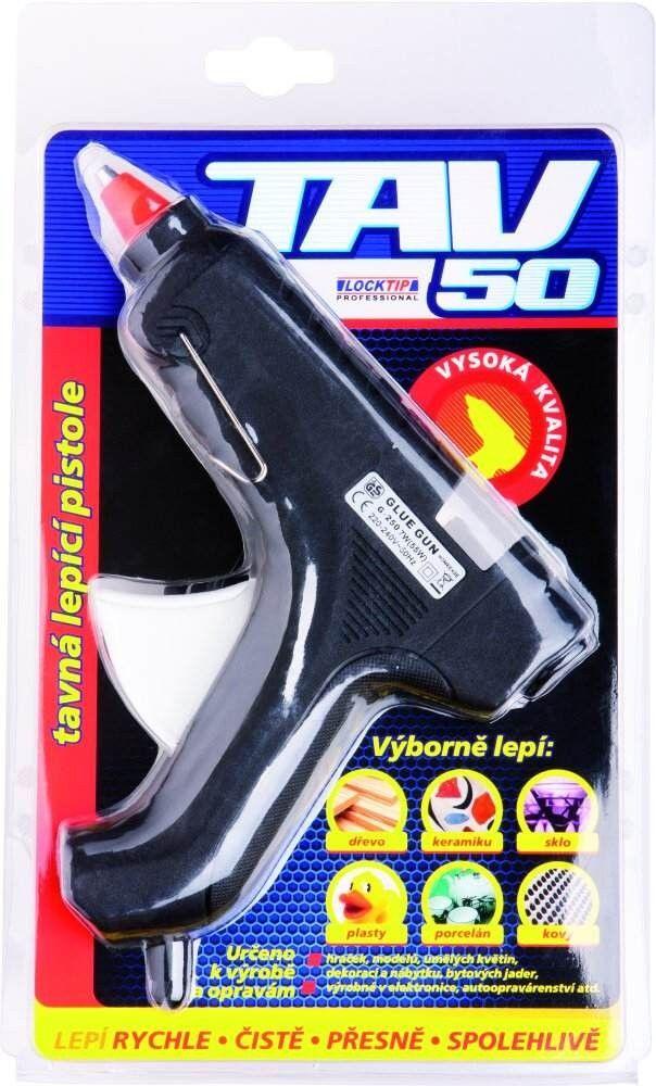 TAV 50 tavná lepící pistole velká *HOBY 0Kg 0500001