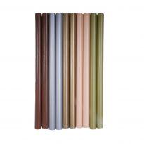 Tavné lepidlo PAK 01 tyčinky 11x200mm 10ks barevný mix (podzim)