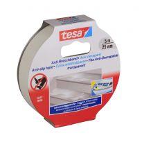TESA páska 55587-25mmx5m protiskluzová černá