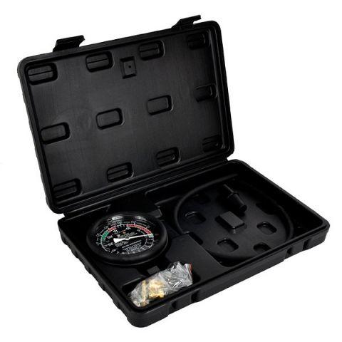 Tester tlaku paliva, serva, brzdového systému, vakuometr BASS