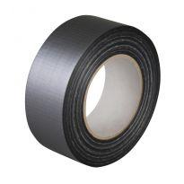 Textilní stříbrná DUCT páska 25mmx10m LOCKTAPE