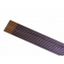 TIG wolframová elektroda 1ks, 2,4mm/175mm, zlatá (WL15) LAND & WELDER