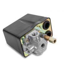 Tlakový spínač pro kompresor 12bar, 400V GEKO