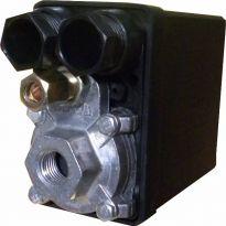 Tlakový spínač pro kompresor 12bar, 230V GEKO
