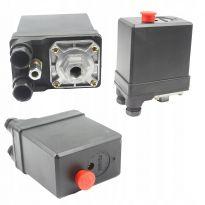 Tlakový spínač pro kompresor, 3 fáze, 400V MAR-POL