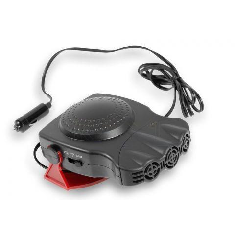 Topení do auta s ventilátorem 12V, 150W, BASS