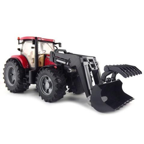 Traktor Case CVX 230 s čelním nakladačem 03096 BRUDER