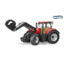 Traktor Case IH Optum 300 CVX s přídavnou lžicí 3191 BRUDER