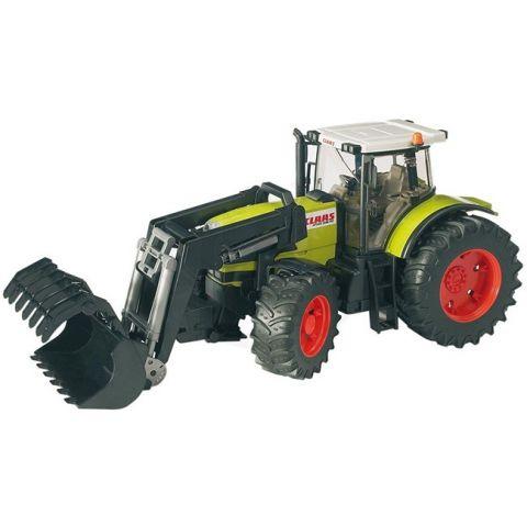 Traktor Claas Atles 936 RZ s čelním nakladačem 03011 BRUDER