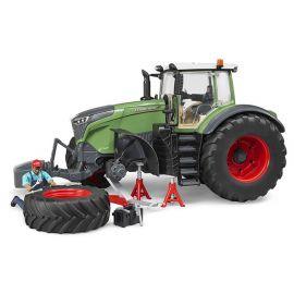 Traktor Fendt 1050 Vario + mechanik s nářadím 04041 BRUDER