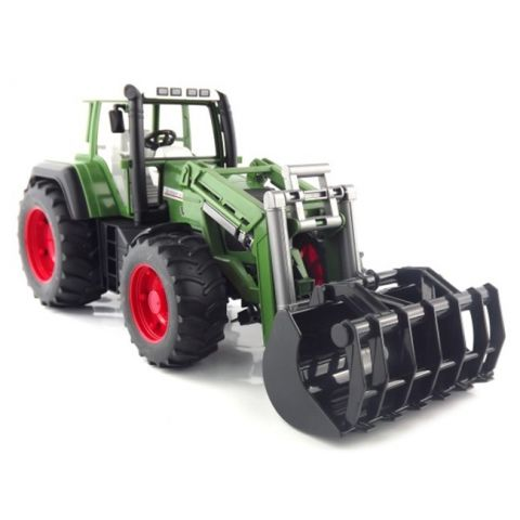 Traktor Fendt Favorit 926 Vario 02062 s čelním nakladačem BRUDER