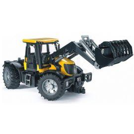 Traktor JCB Fastrac 3220 s čelním nakladačem 03031 BRUDER