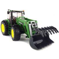 Traktor John Deere 7930 s čelním nakladačem 03051 BRUDER