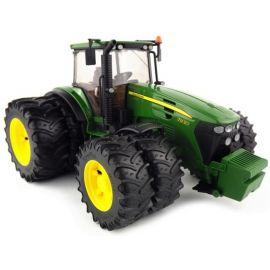 Traktor John Deere 7930 s dvojitými pneumatikami 03052 BRUDER