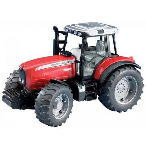 Traktor Massey Ferguson 7480 02040 BRUDER