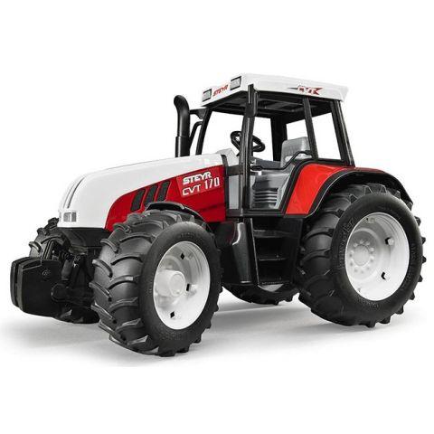 Traktor Steyr CVT 170 02080 BRUDER