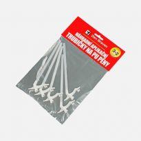 Trubičky pro PU pěnu - náhradní 3+2 DEN BRAVEN