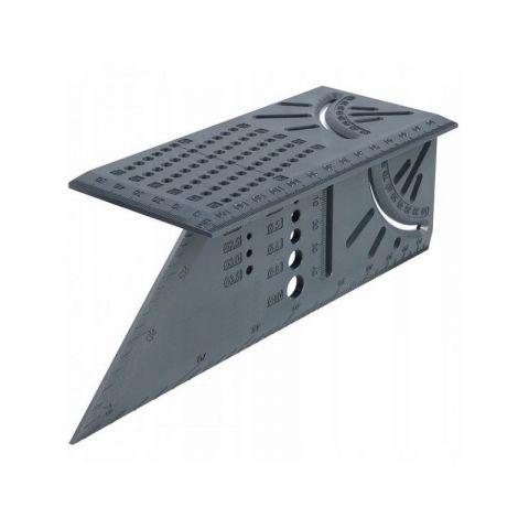 Truhlářský úhelník 3D 0-90° KD10384 KRAFT&DELE
