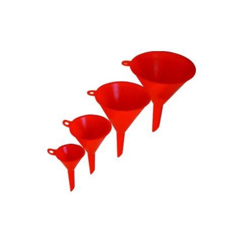 Trychtýř plast 4ks