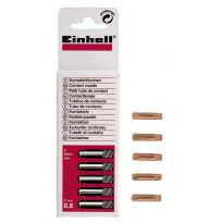 Tryska proudová 0,8 mm 5 ks pro typ SGA Einhell