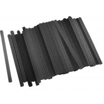 Tyčinky tavné, černá barva, ∅11x200mm, 1kg EXTOL CRAFT