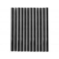 Tyčinky tavné, černá barva, Ø 7,2x100mm, 12ks EXTOL CRAFT