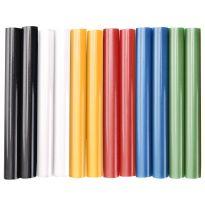 Tyčinky tavné, mix barev, Ø 11x100mm, 12ks EXTOL CRAFT