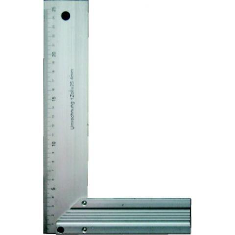 Úhelník hliník 30cm